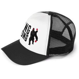 Ping Pong Trucker Hat King Pong