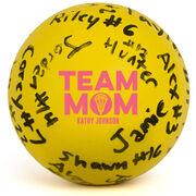 Girls Lacrosse Ball - Team Mom Autograph