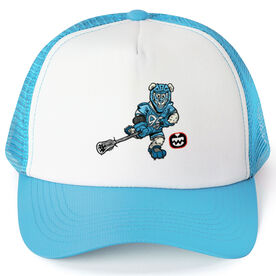 Seams Wild Lacrosse Trucker Hat - Chillax