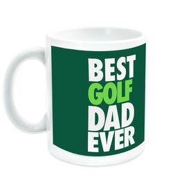 Golf Coffee Mug Best Dad Ever