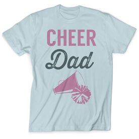 Vintage Cheerleading T-Shirt - Dad