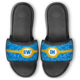 Swimming Repwell® Slide Sandals - Swim Goggles