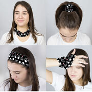 Gymnastics Multifunctional Headwear - Got Chalk RokBAND