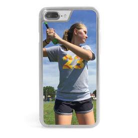 Softball iPhone® Case - Custom Photo