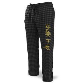 Gymnastics Lounge Pants Chalk it Up