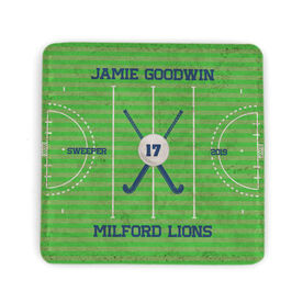 Field Hockey Stone Coaster - Personalized Team