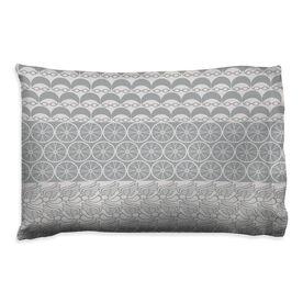 Triathlon Pillowcase - Elements Print