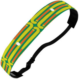 Field Hockey Julibands No-Slip Headbands - Field Hockey Pattern