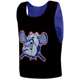 Guys Lacrosse Pinnie - Custom Logo