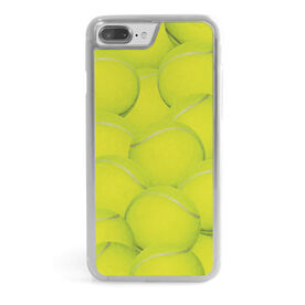Tennis iPhone® Case - Tennis Ball Background