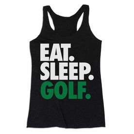 Golf Women's Everyday Tank Top - Eat. Sleep. Golf