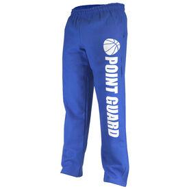 Basketball Fleece Sweatpants Basketball Your Position