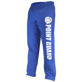 Basketball Fleece Sweatpants Basketball Your Position