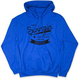 Baseball Standard Sweatshirt - Keep Swingin