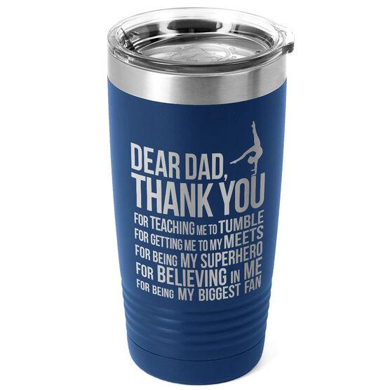 Gymnastics 20 oz. Double Insulated Tumbler - Dear Dad