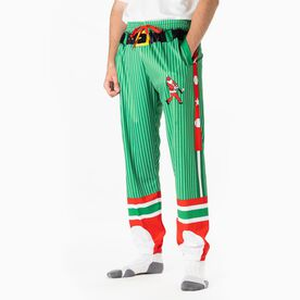 Baseball Lounge Pants - Team Santa