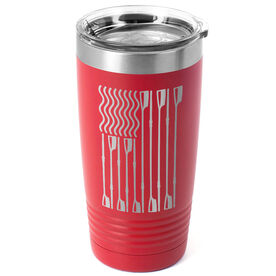 Crew 20 oz. Double Insulated Tumbler - Flag