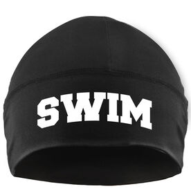 Beanie Performance Hat - Varsity Swim