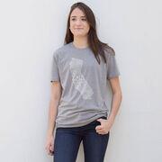 Running Short Sleeve T-Shirt - California State Runner
