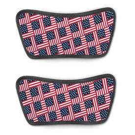 Repwell® Sandal Straps - American Flag Repeat