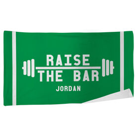 Cross Training Beach Towel Raise the Bar