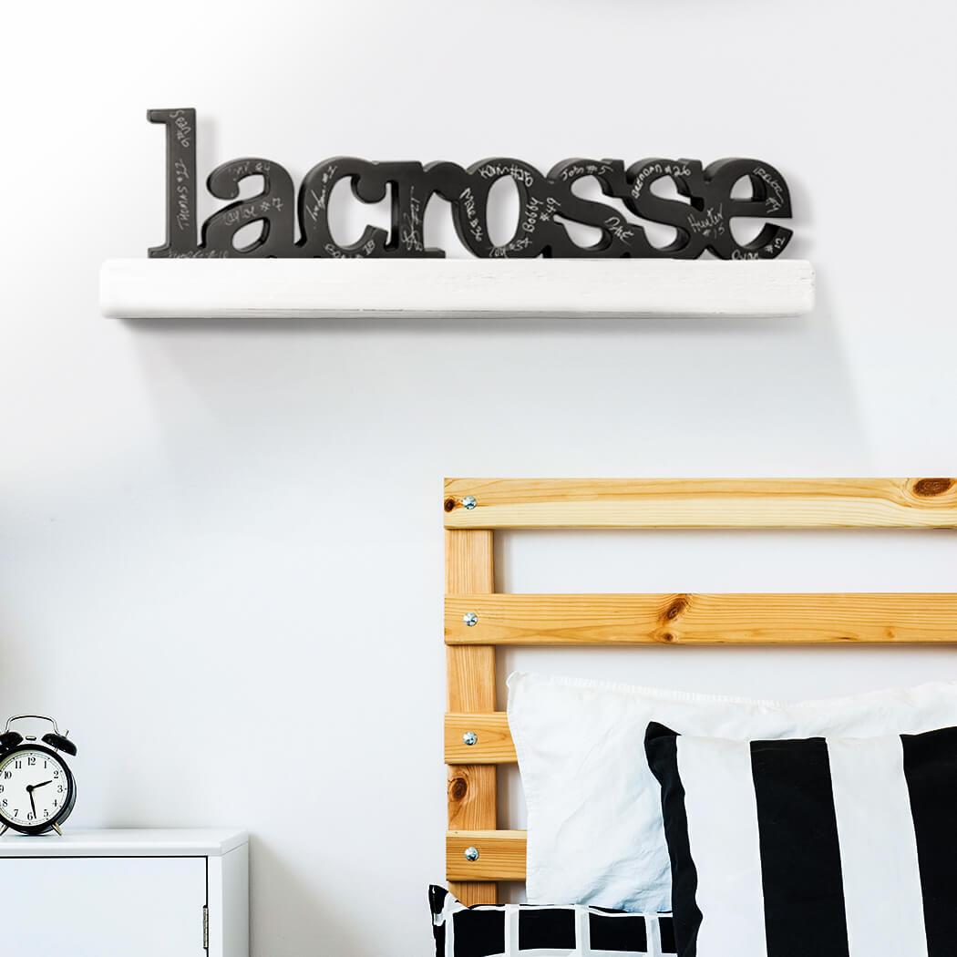 Decorative Wood Words