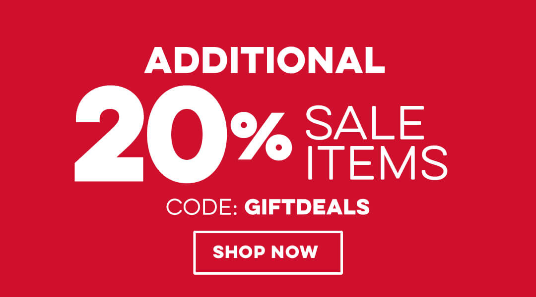Additional 25% OFF Sale Items