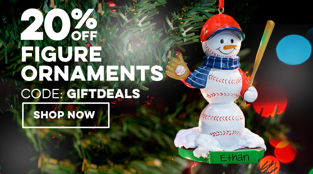 20% Off Figure Ornaments