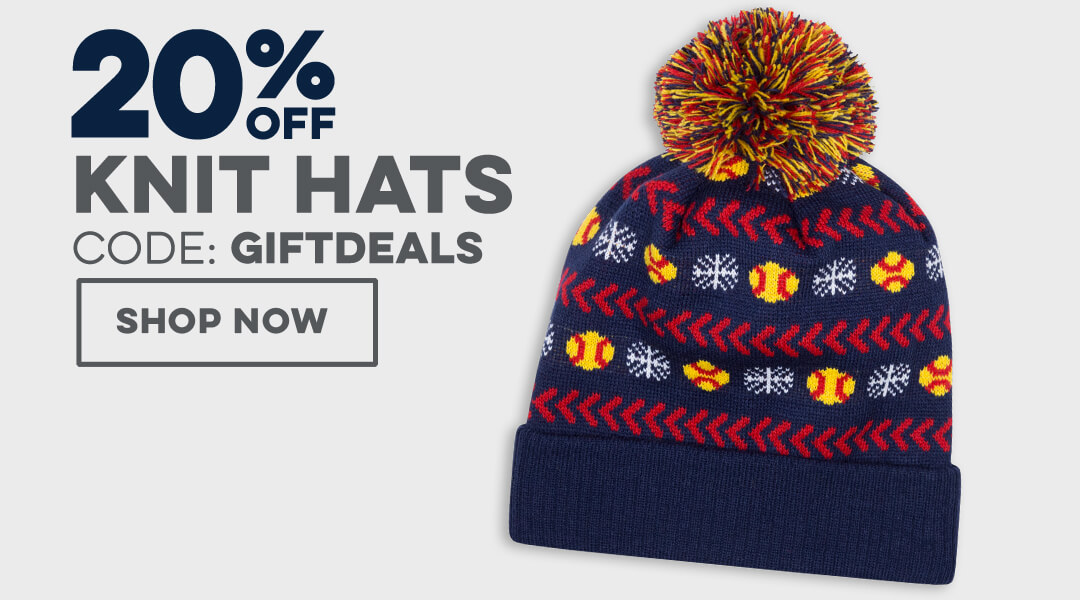 20% Off Knit Hats
