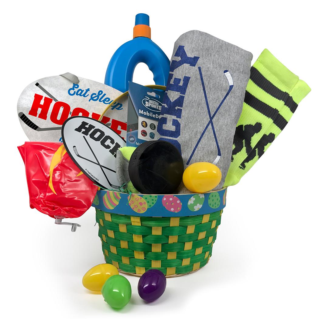 Top Shelf Hockey Easter Basket