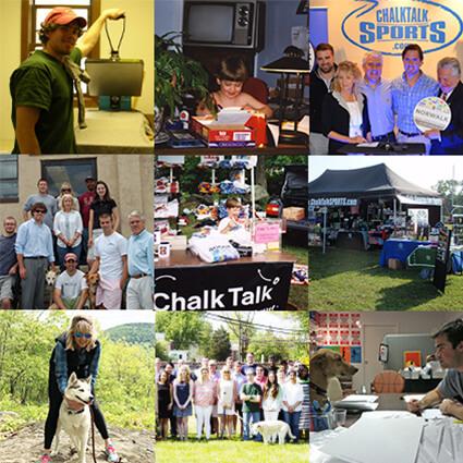 Learn About ChalkTalkSPORTS