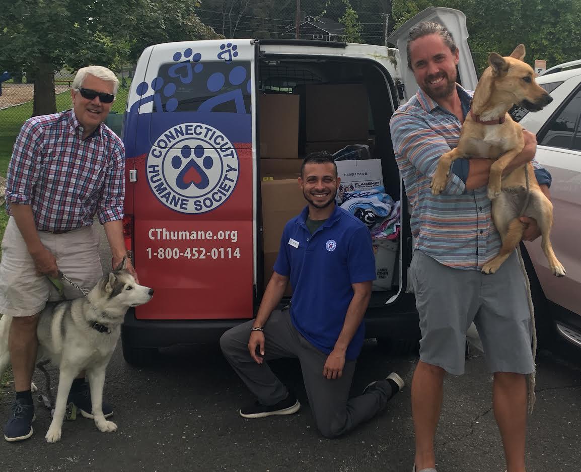 Humane Society Truck