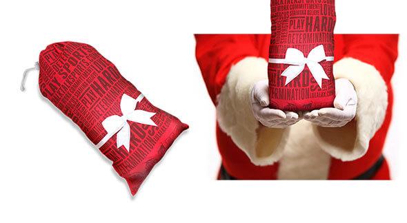 Limited Edition Reusable Fabric Gift Bag