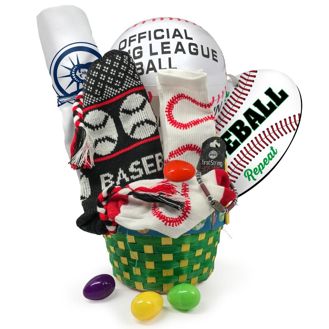 Grand Slam Baseball Easter Basket