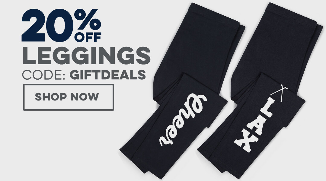 20% Off Leggings