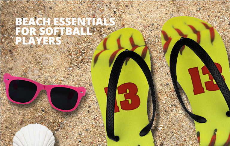 Beach Essentials for Softball Players