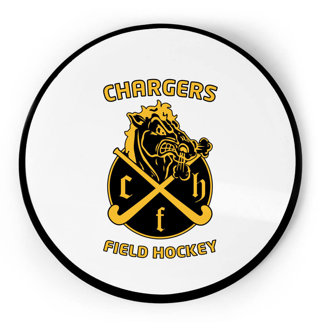 Field hockey circle plaque custom logo chalktalksports click to enlarge biocorpaavc Image collections