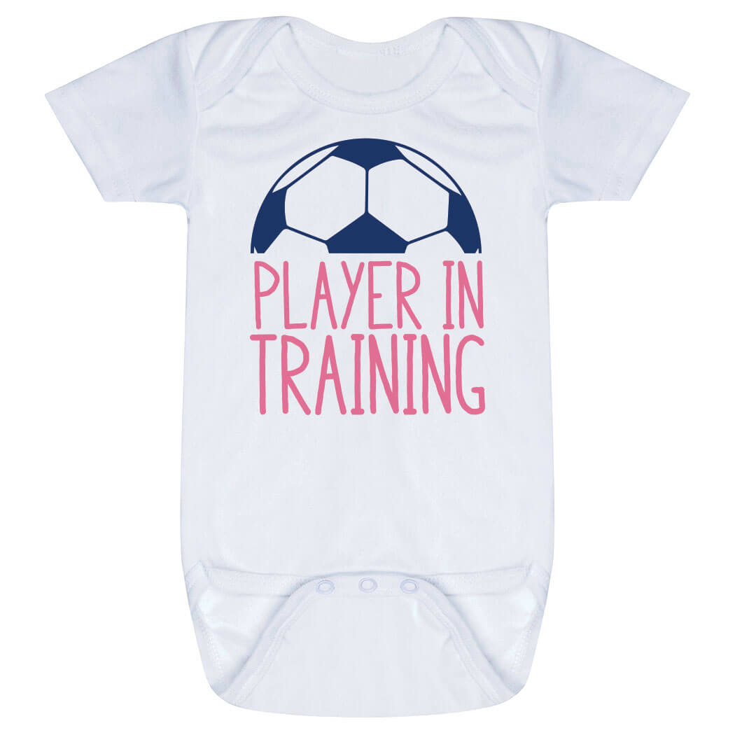 Soccer Baby One-Piece - Player In Training
