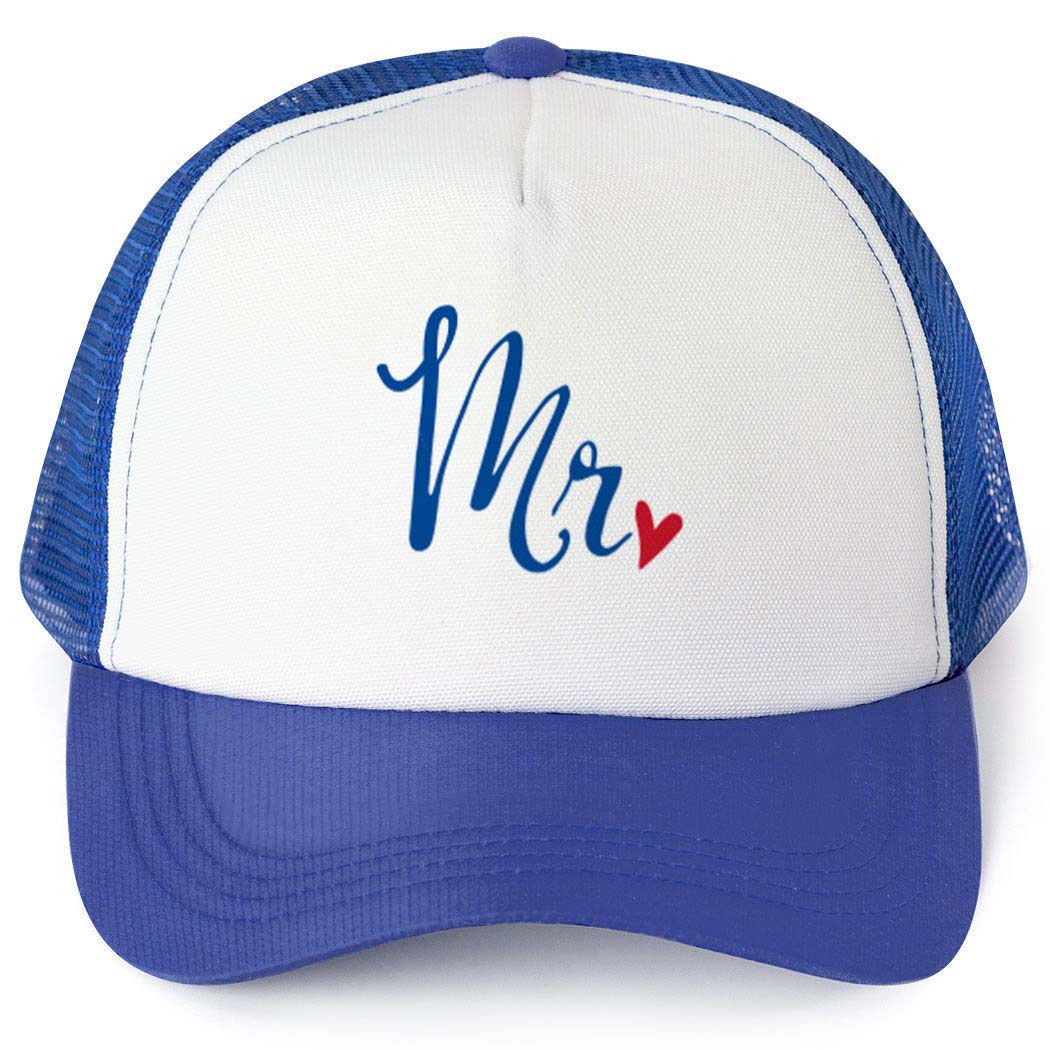 Personalized Trucker Hat - Mr. - Personalization Image