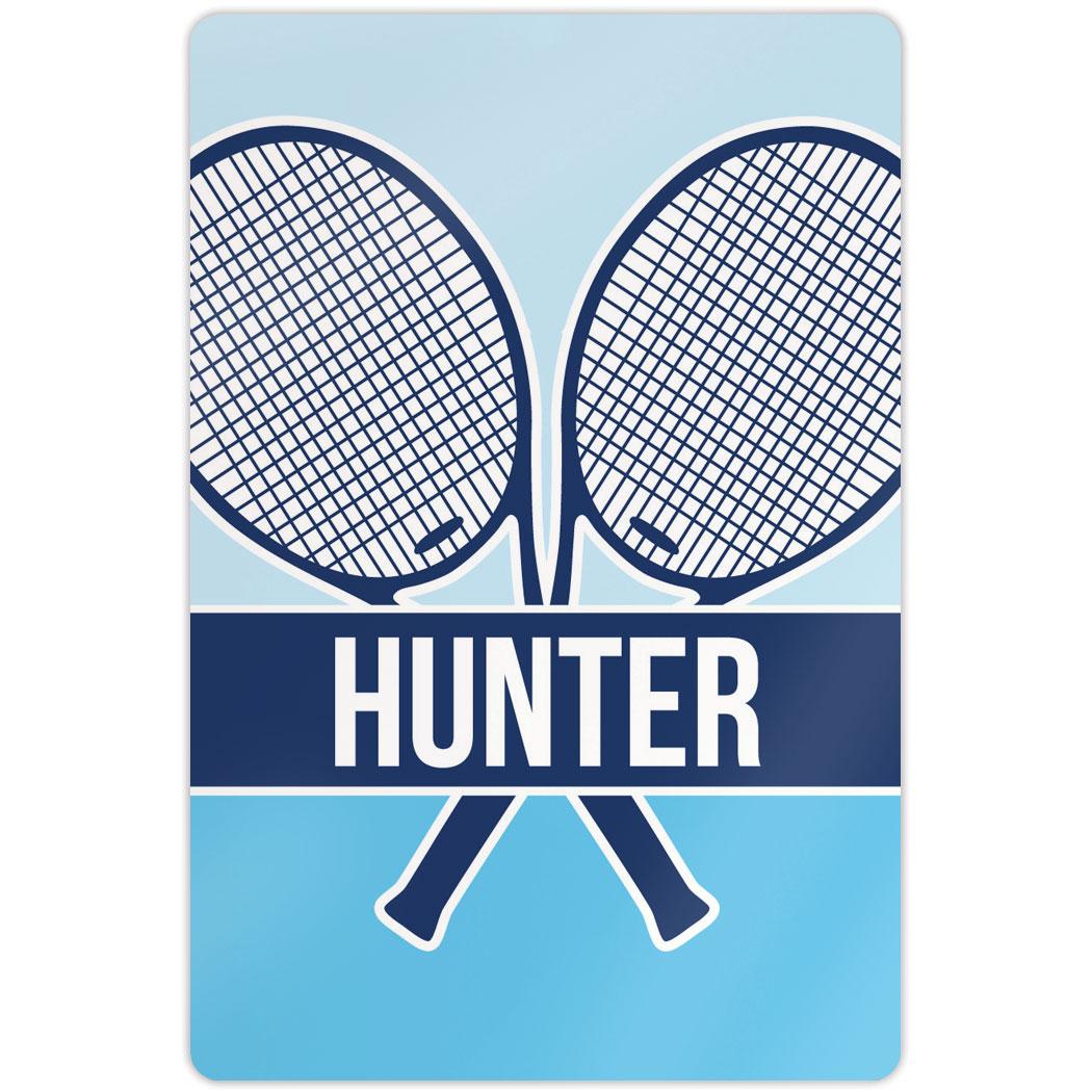 ChalkTalkSPORTS Tennis Lounge Pants Crossed Rackets