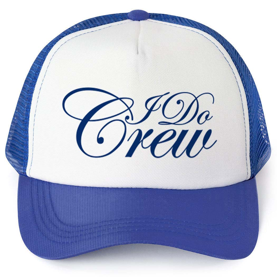 Trucker Hat - I Do Crew
