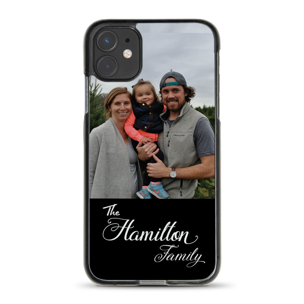 Personalized iPhone® Case - Your Family Photo