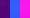 Purple/Blue/Pink