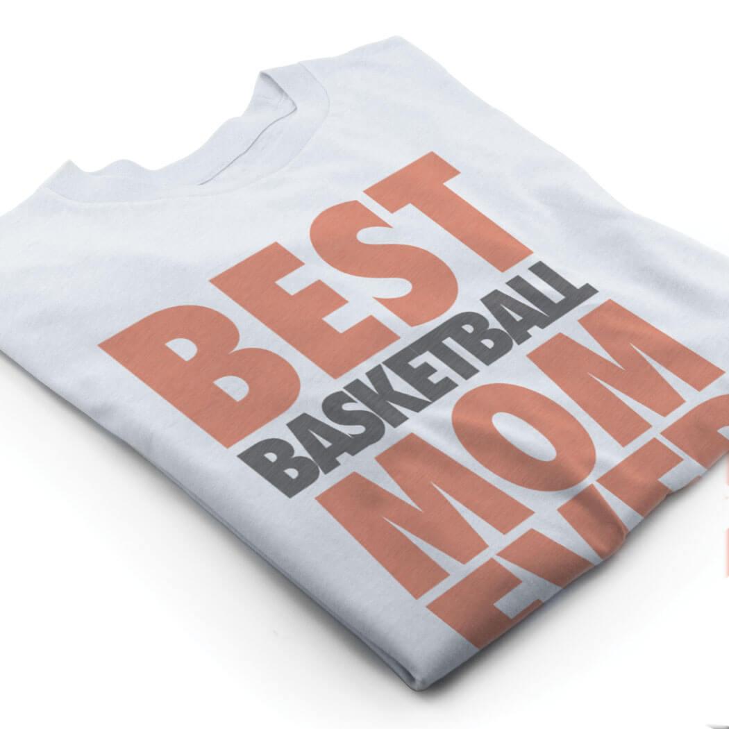 Vintage Basketball T Shirt 89