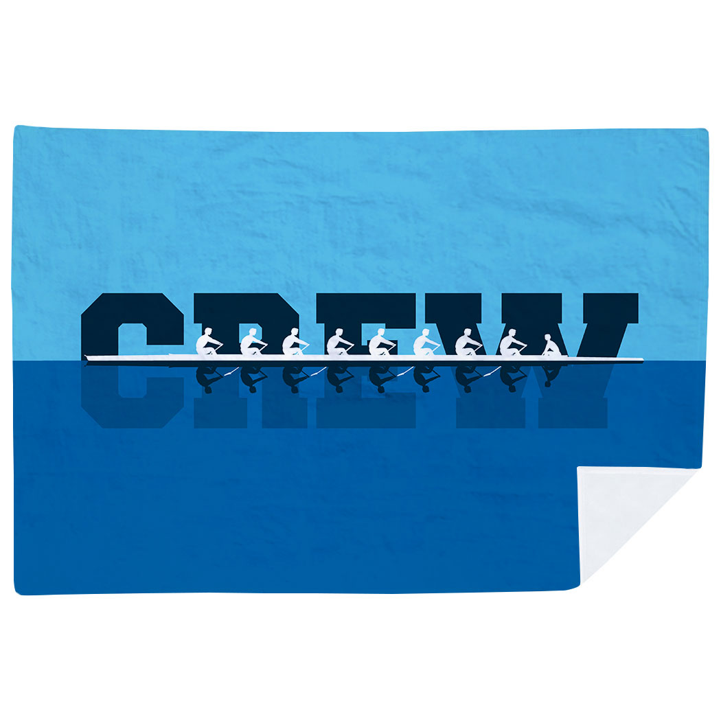 Crew Premium Blanket - Water Reflection