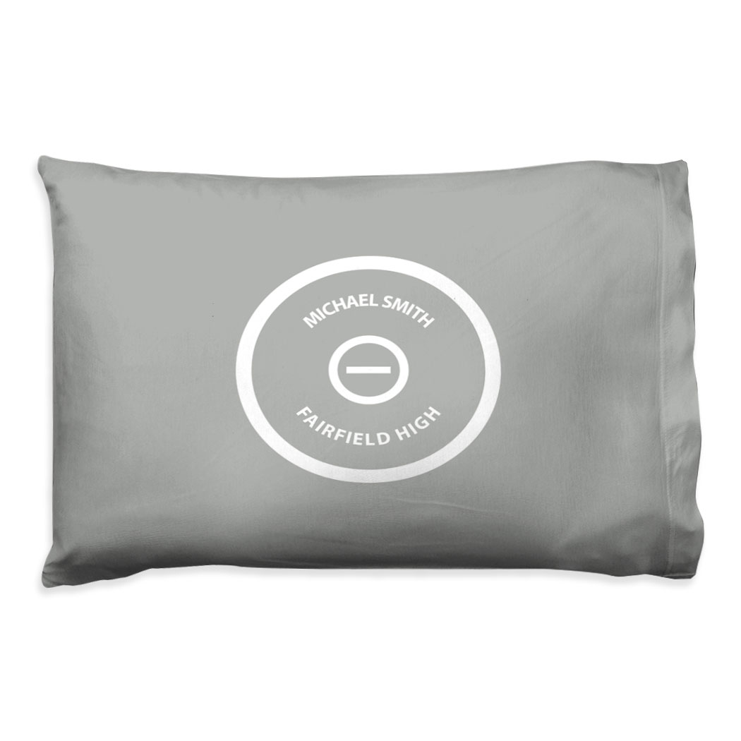 Wrestling Pillowcase - Personalized Mat