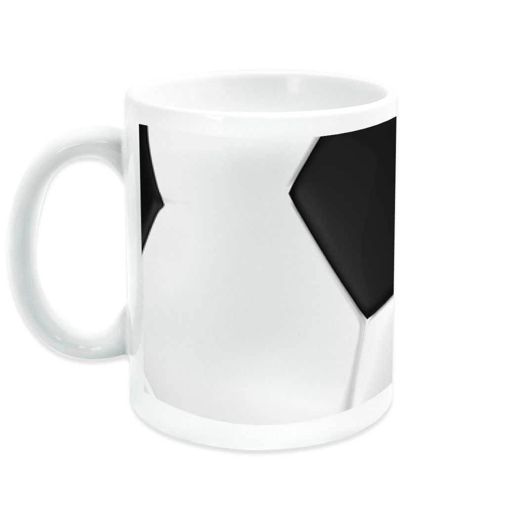 Soccer Coffee Mug Graphic