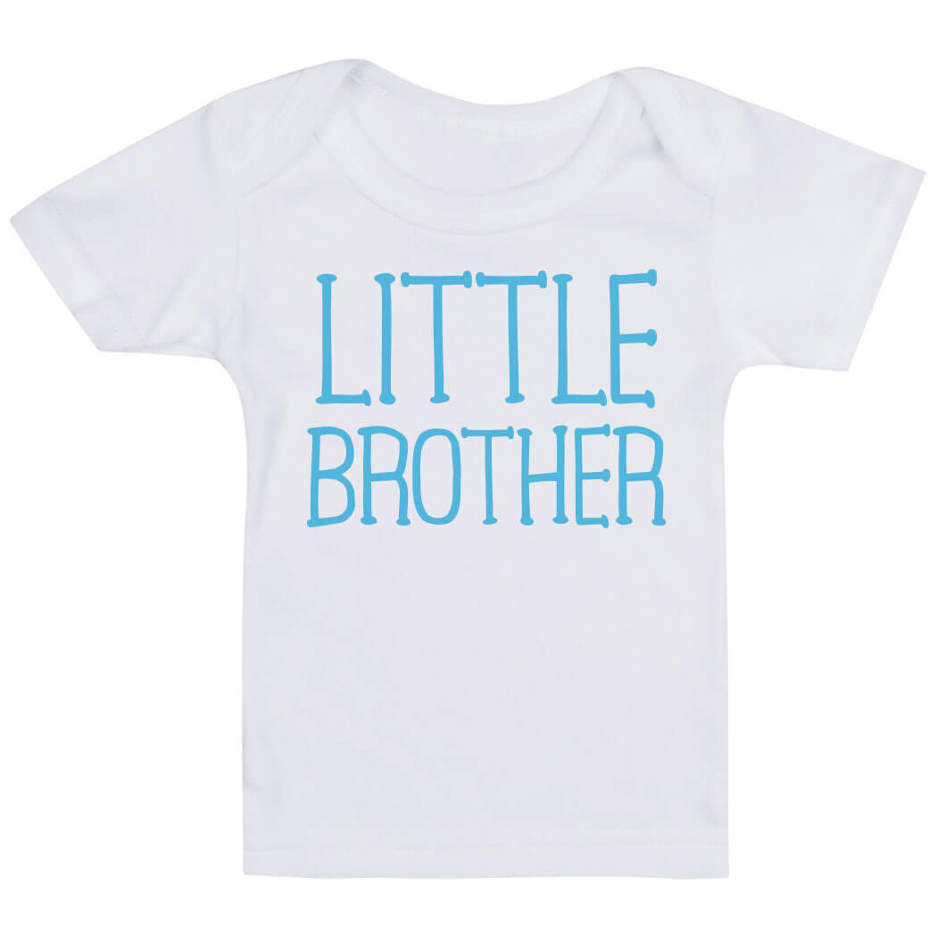 Baby T-Shirt - Little Brother