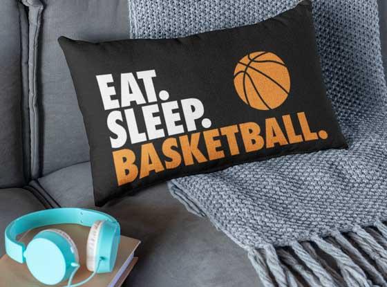 Shop Basketball Pillowcases