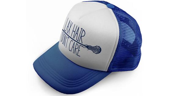 Girls Lacrosse Trucker Hats
